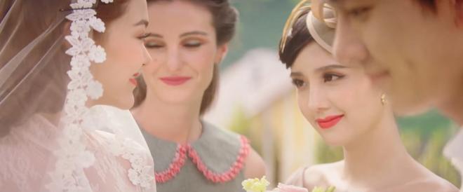 Nữ phụ xinh đẹp đóng vai người thứ 3 chiếm spotlight trong MV mới của Minh Hằng - Ảnh 3.