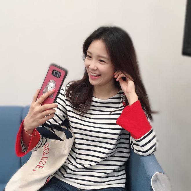 Nữ MC Hàn Quốc có nụ cười đổi đời tại World Cup 2014 giờ ra sao? - Ảnh 6.