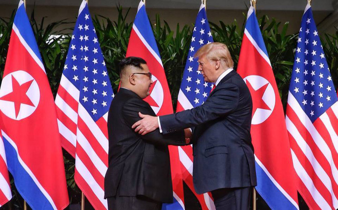 KCNA: Nhà lãnh đạo Kim Jong-un đã nhận lời mời tới thăm Nhà Trắng của Tổng thống Trump