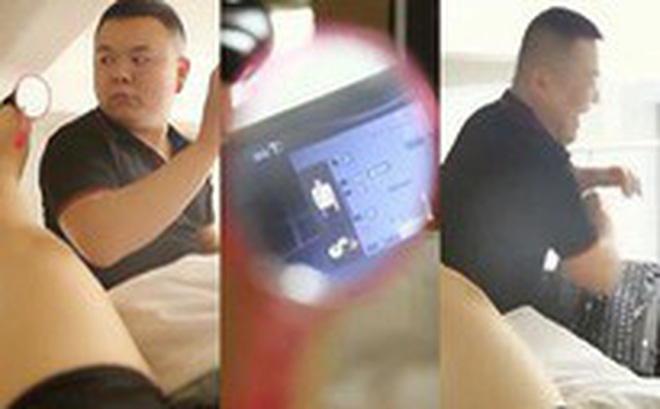 Cứ tưởng ngồi cạnh vợ nhắn tin cho bồ sẽ không bị phát giác, ngờ đâu vợ lại quá cao tay bắt ngay tại trận