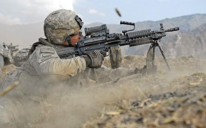 Súng máy thế hệ mới của Mỹ: Sức công phá tương đương đạn pháo xe tăng