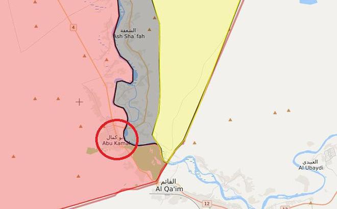 Quân đội Syria băm nát IS vượt sông Euphates tấn công Abukamal