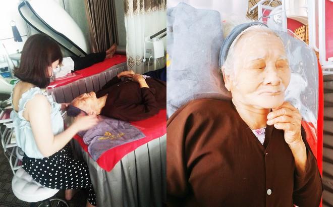 """Chuyện cụ bà gần trăm tuổi vẫn đi spa, từng là tiểu thư nhà giàu và sợ """"ế"""""""