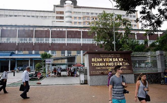 Xuất hiện cúm A/H1N1 tại Bệnh viện đa khoa Cần Thơ
