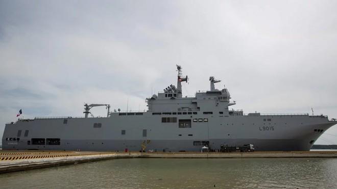 Pháp đưa tàu chiến tới tập trận ở biển Đông - ảnh 1