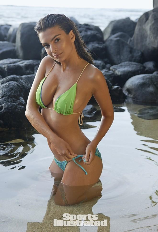 Nữ hoàng bikini Emily Ratajkowski: Cả đời gặp rắc rối vì quá nóng bỏng, xinh đẹp - Ảnh 2.