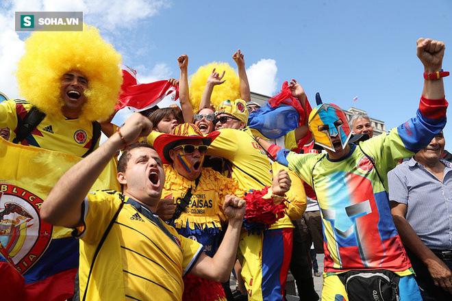 Cổ động viên ùn ùn chờ khai mạc, World Cup 2018 giúp FIFA thu tiền kỷ lục - Ảnh 4.