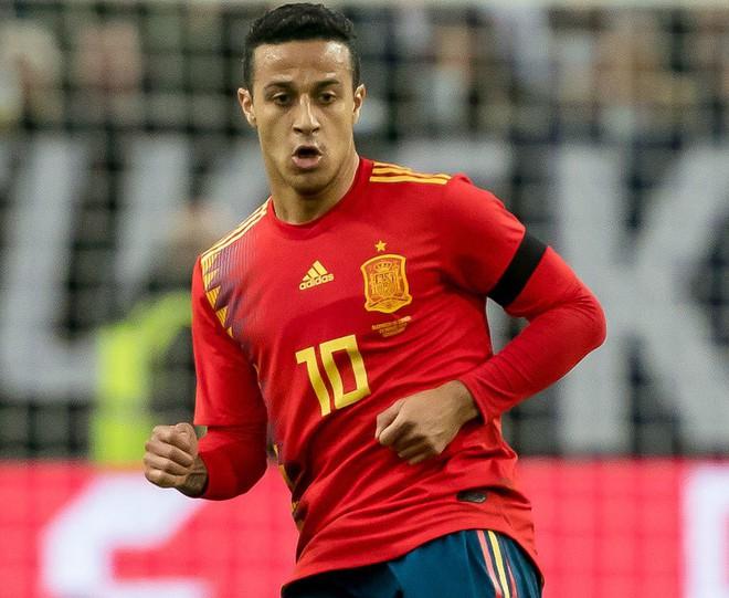 Hierro xếp đội hình TBN đối đầu Bồ Đào Nha: Chỉ có 2 cầu thủ Real Madrid? - Ảnh 5.