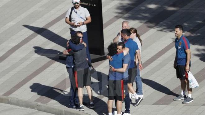 HLV Lopetegui xuất hiện tại Madrid lúc 5 giờ sáng, tiết lộ lời cuối với ĐT Tây Ban Nha - Ảnh 2.