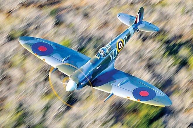 Ảnh: 10 máy bay quân sự từng khuynh đảo bầu trời thời chiến - Ảnh 1.