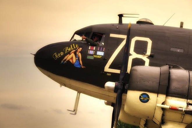Ảnh: 10 máy bay quân sự từng khuynh đảo bầu trời thời chiến - Ảnh 5.