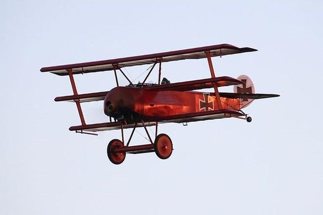 Ảnh: 10 máy bay quân sự từng khuynh đảo bầu trời thời chiến - Ảnh 10.