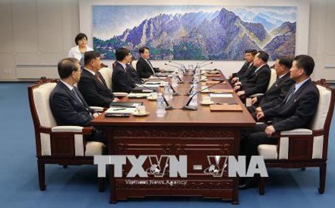 Hai miền Triều Tiên tổ chức đàm phán quân sự sau hơn 10 năm