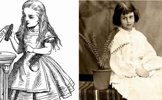 Alice ở xứ sở thần tiên: Câu chuyện trẻ em nhuốm màu đen tối và cuộc ...