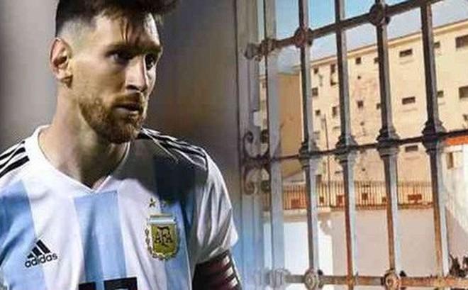 Tù nhân ở quê hương Messi tuyệt thực đòi sửa TV để xem World Cup