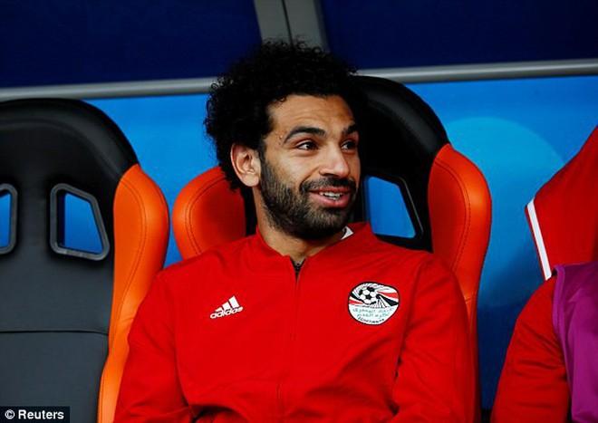 Suarez ở tận cùng thất vọng, Salah đã nở nụ cười nhưng sau tất cả Uruguay lại được ăn mừng 2