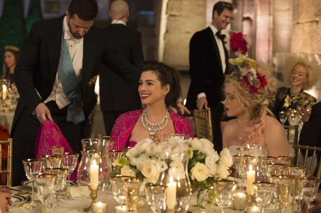 Đóng phim khi vẫn đang cho con bú, Anne Hathaway khiến đoàn phim Oceans 8 phải ngưng quay - Ảnh 4.