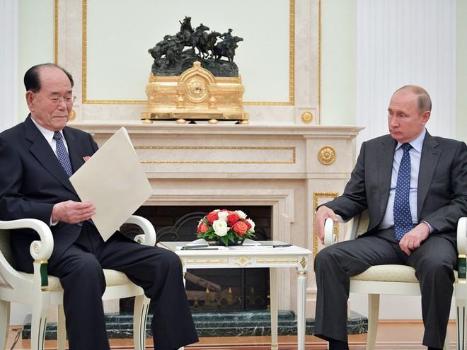 Sau ông chủ Nhà Trắng, Tổng thống Putin cũng nhận được thư tay khủng từ ông Kim Jong-un - Ảnh 3.