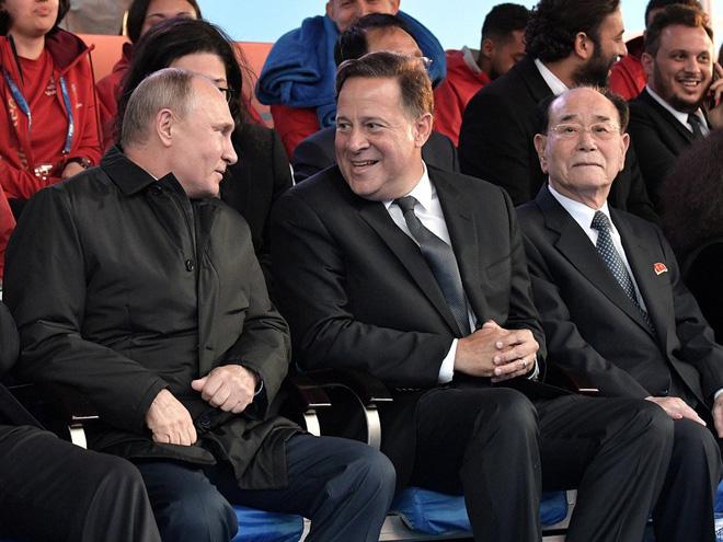 Sau ông chủ Nhà Trắng, Tổng thống Putin cũng nhận được thư tay khủng từ ông Kim Jong-un - Ảnh 11.