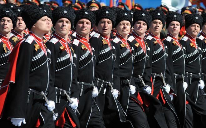 Lính Cô-dắc: Những chiến binh đặc biệt của Nga tham gia bảo vệ World Cup 2018 1