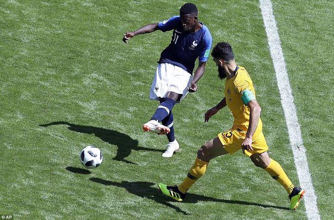 Cần đến 2 'người bạn', Pogba mới giúp tuyển Pháp vật vã bước qua nổi trận khai màn 10