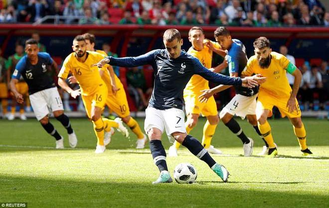 Cần đến 2 'người bạn', Pogba mới giúp tuyển Pháp vật vã bước qua nổi trận khai màn 5