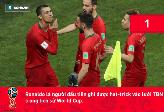 Phá kỷ lục đối với Ronaldo mà nói giờ chẳng khác nào 'chuyện thường ngày ở huyện', kể cả là tại Champions League hay World Cup. 8