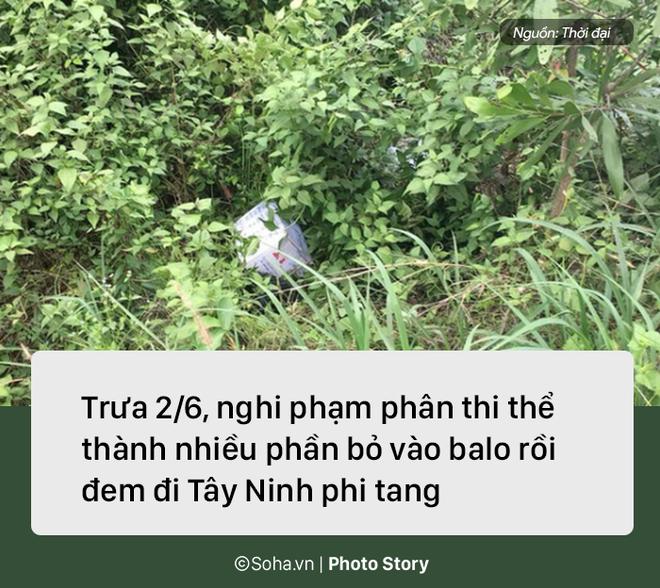 [PHOTO STORY] 3 mũi trinh sát và nửa giờ đấu trí với kẻ giết người yêu cũ, phi tang thi thể 3