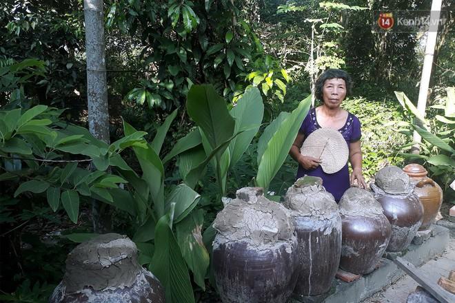 Cô giáo về hưu 15 năm sống trên ốc đảo ở Vĩnh Phúc: Không cần ra chợ, không biết bệnh tật và không cần đến tiền! - Ảnh 4.