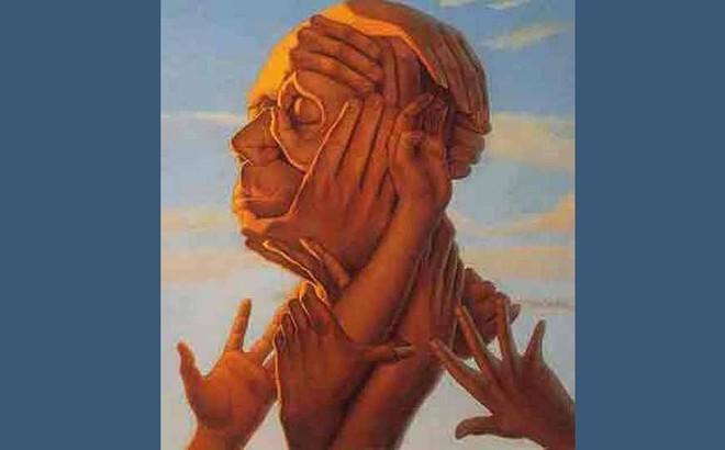 Bạn nhìn thấy khuôn mặt người đàn ông hay những bàn tay, điều đó sẽ nói lên tính cách của bạn