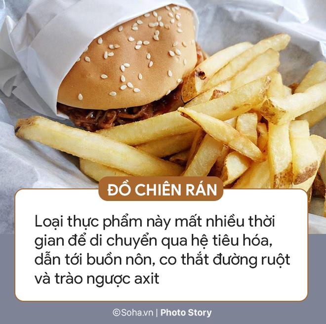 Những thực phẩm không nên ăn khi bị ốm: Mọi người sai lầm dùng 2 thứ, bệnh mãi không khỏi - Ảnh 8.