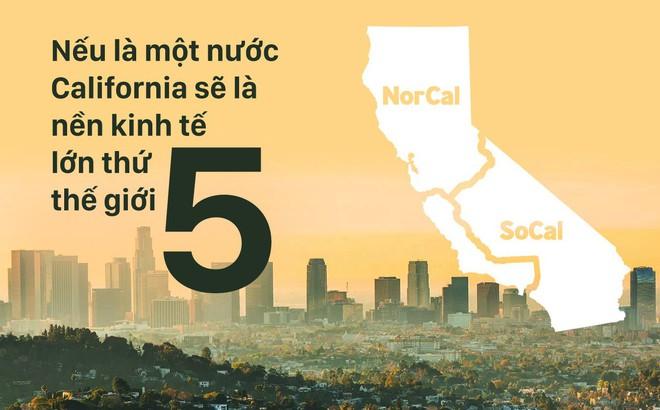 California sẽ ra sao nếu bị tách thành 3 bang?