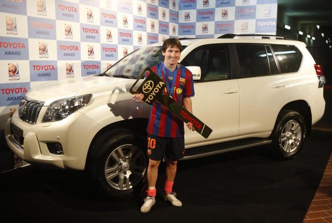 Chơi xế hộp kiểu Messi: Từ siêu rẻ đến siêu, siêu đắt 11