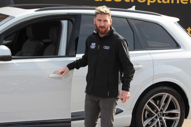 Chơi xế hộp kiểu Messi: Từ siêu rẻ đến siêu, siêu đắt 13