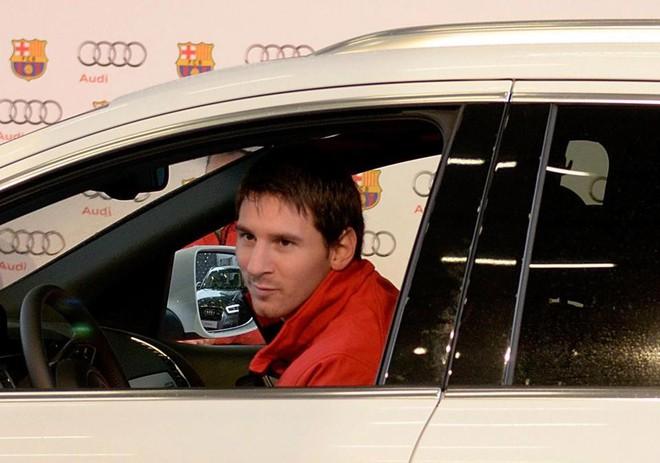Chơi xế hộp kiểu Messi: Từ siêu rẻ đến siêu, siêu đắt 4