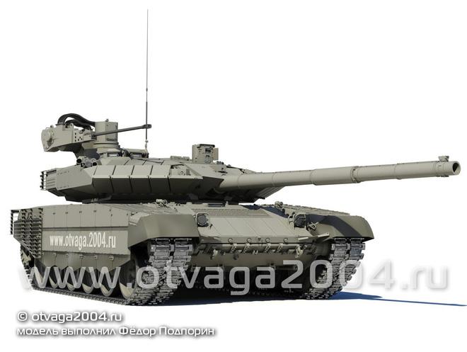 T-90M Proryv-3 đảm nhiệm thêm vai trò BMPT khi được bổ sung vũ khí cực mạnh - Ảnh 1.