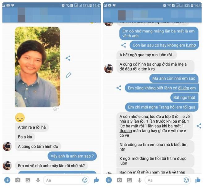 Cô bé 17 tuổi tìm thấy gia đình nhờ bài đăng trên facebook và 1 bức ảnh then chốt sau 10 năm thất lạc - Ảnh 6.