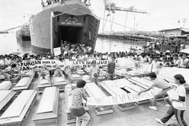 Thảm họa Dona Paz: Gần 4.400 người chết trong hỏa ngục tồi tệ bậc nhất trên biển - Ảnh 6.