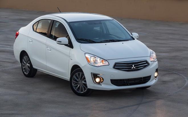 Rẻ hơn đối thủ Toyota Vios 30 triệu đồng, Mitsubishi Attrage tiếp tục hạ giá