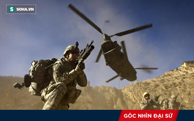 Mỹ đứng trước cơ hội thoát khỏi cuộc chiến đẫm máu kéo dài nhất kể từ chiến tranh Việt Nam