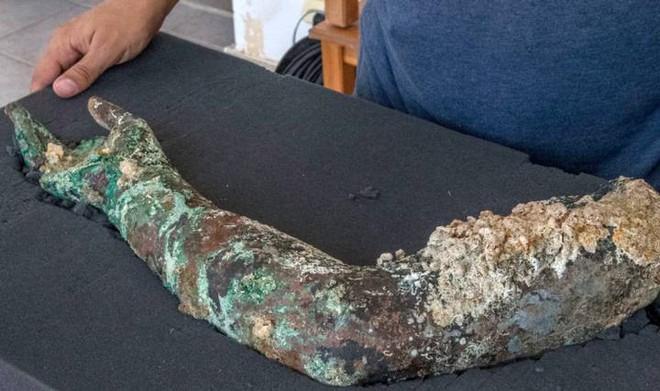 Những phát hiện khảo cổ bí ẩn nhất: Cánh tay rụng rời ra, không tìm thấy phần còn lại - Ảnh 6.