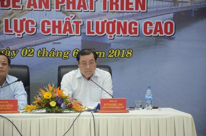 Nhân tài đối thoại với Chủ tịch Đà Nẵng: Thông tin vừa qua có cảm giác như tụi em phản bội - Ảnh 3.