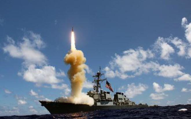 """Lỗ hổng """"chết người"""" của hệ thống phòng thủ Aegis Mỹ: Không thể đánh chặn  tên ..."""