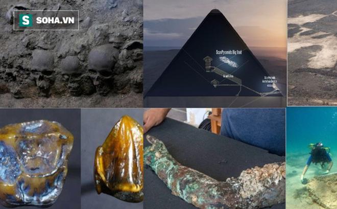 Những phát hiện khảo cổ bí ẩn nhất: Cánh tay rụng rời ra, không tìm thấy phần còn lại