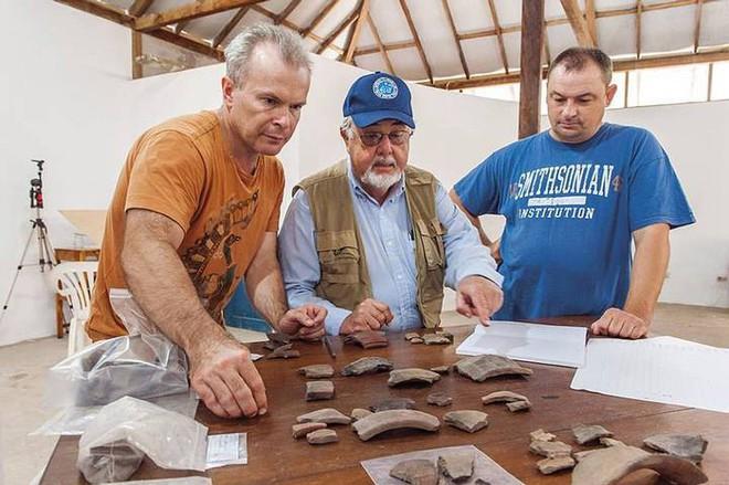 Những phát hiện khảo cổ bí ẩn nhất: Cánh tay rụng rời ra, không tìm thấy phần còn lại - Ảnh 7.