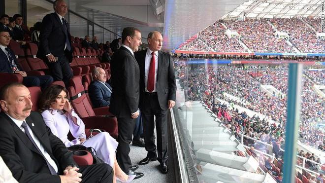 Ông Putin vẫn thắng đậm về ngoại giao, dù World Cup 2018 vắng bóng lãnh đạo phương Tây - Ảnh 3.