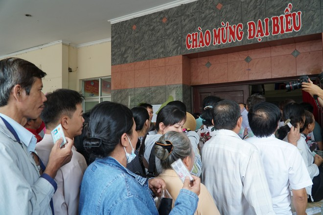 Bí thư TP.HCM đối thoại với người dân dự án Khu đô thị mới Thủ Thiêm - Ảnh 3.