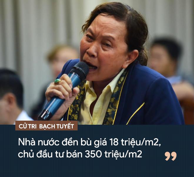 Người dân Thủ Thiêm: Chúng tôi khổ lắm đồng chí Nguyễn Thiện Nhân ơi - Ảnh 1.