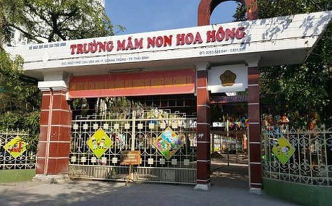 Hiệu trưởng trường mầm non Hoa Hồng bị công an bắt giữ