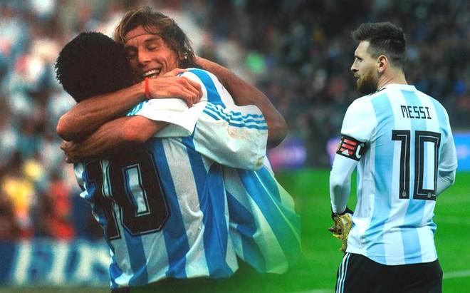Trời của Messi, đất của Messi, chả trách Argentina luôn gây thất vọng 3